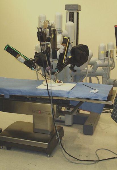 robot operasi