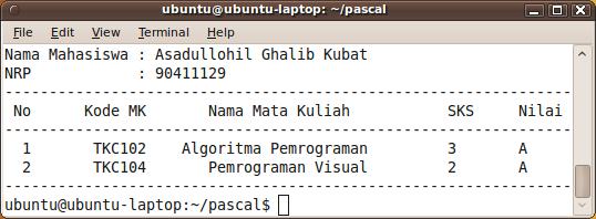GNU Pascal Compiler