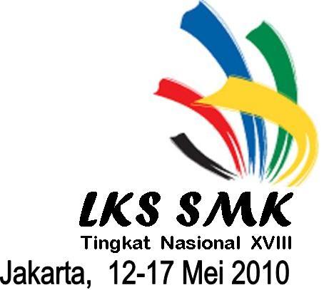 Logo LKS SMK XVIII 2010_12-17