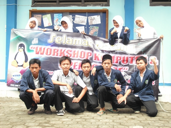 Wah.. photo duluan nih panitia..