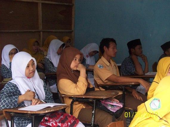 Antusiasme para peserta seminar dan workshop ^_^