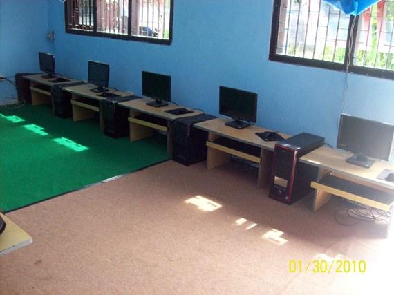 Kondisi Lab. Workshop (Lab. RPL)